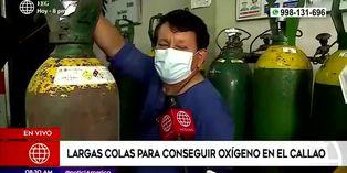 Coronavirus en Perú: vendedor de oxígeno no sube precios a pesar de la alta demanda