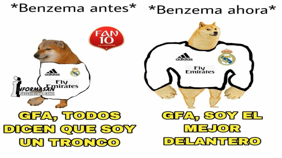 Real Madrid vs. Real Sociedad; los mejores memes