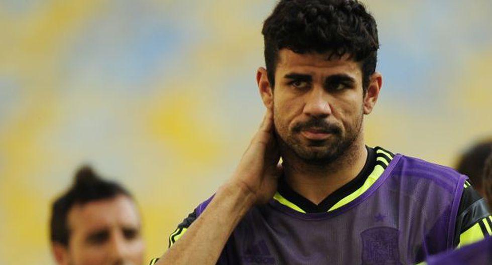 """Diego Costa: """"Mi futuro está más en el Chelsea que en Madrid"""""""