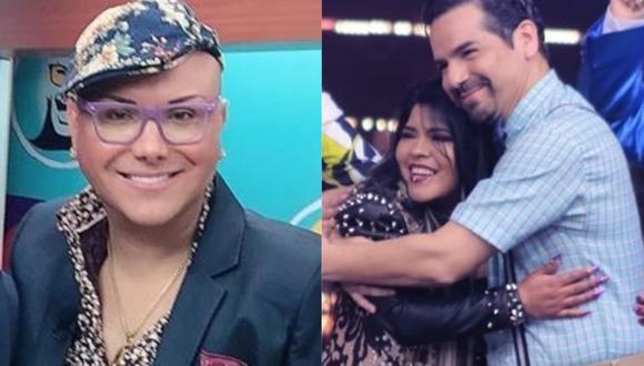 """Carlos Cacho comparó a Briyit Palomino con """"Chibolín""""  (Foto: Instagram)"""