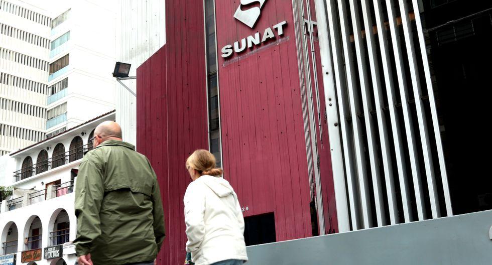 La Sunat amplió los vencimientos para declarar la renta 2019. (Foto: GEC)