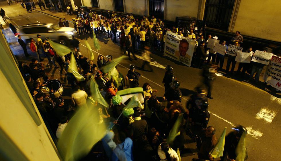 El debate de los 13 candidatos a la Alcaldía de Lima en fotos - 8