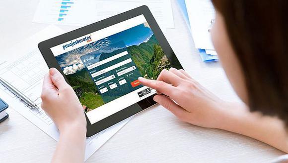 Comercio electrónico: el 50% de transacciones son por viajes
