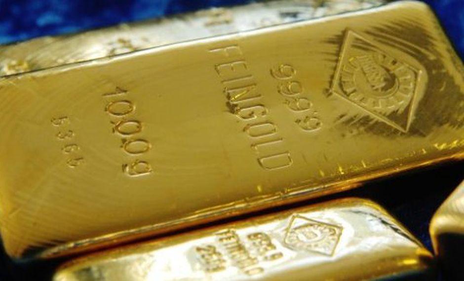 Los futuros del oro en Estados Unidos perdían un 0.2%, a US$ 1,326.1 la onza.<br>(Foto: Reuters)