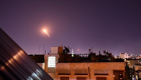 Israel bombardea Siria y mata a tres militares. (Foto referencial, AFP).
