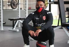 Christian Cueva sigue con entrenamientos en Videna a la espera de su viaje a Turquía