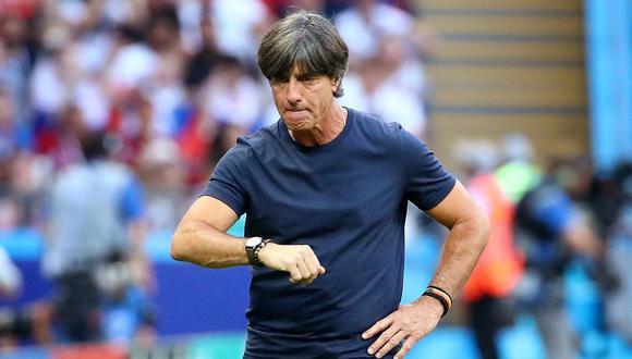 Joachim Löw fue internado en un hospital y no dirigirá a Alemania en los dos próximos partidos de Eliminatorias Eurocopa 2020. (Foto: Reuters)