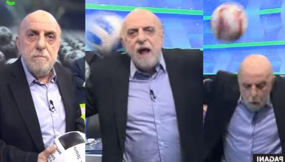 Horacio Pagani pasó un incómodo momento pero su reacción fue sorpresivamente buena. (Video: YouTube)