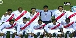 Así fue el debut de la Selección Peruana frente a Paraguay para el mundial de Alemania 2006