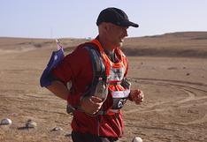 Mick Marshall: el atleta de 49 años correrá 8 ultramaratones en un año