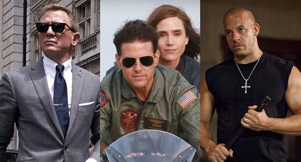 """Las películas de acción, sobre todo las vinculadas a históricas franquicias como """"Cazafantasmas"""" y """"James Bond"""", se podrían poner en lo alto de la taquilla en 2020, según The Guardian."""