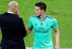 Luka Jovic: Fiscalía de Serbia pide prisión para jugador de Real Madrid