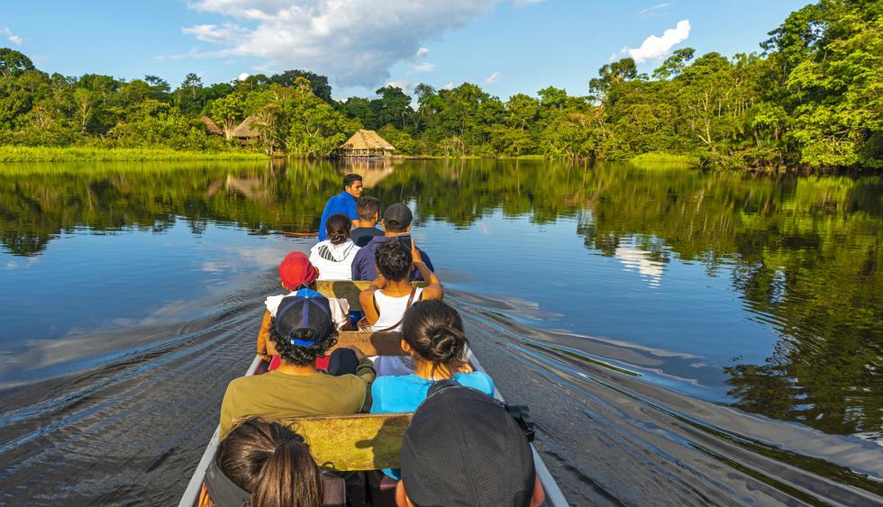 Con cerca de 7 mil km de longitud, el Amazonas es uno de los ríos más largos del planeta.   (Foto: iStock)