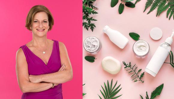 """""""Desde el inicio de la pandemia, no solo hemos visto a las personas invertir más tiempo y esfuerzo en el cuidado de su piel, sino también un fuerte aumento de la creencia de los consumidores en la ciencia"""", comenta Lisa Gallo, experta de Avon. (Fotos: Difusión/ Shutterstock)"""