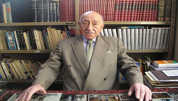 A solas con don Manuel Zevallos Vera
