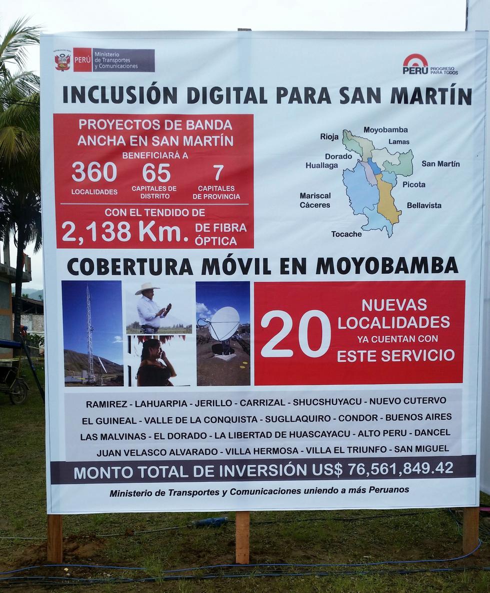 Moyobamba tiene velocidad de Internet hasta 20 veces mayor - 2