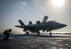 EE.UU. advierte que seguirá bombardeando a los talibanes si continúan con su ofensiva