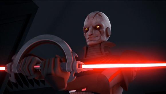 """Tras la resurrección de Maul, es posible que el Gran Inquisidor también reaparezca en alguna producción de """"Star Wars"""", quizá """"The Mandalorian"""" (Foto: Disney XD)"""