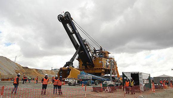 Inversión minera cayó 14% entre enero y noviembre del 2015 - 1