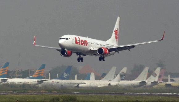 Los demandantes alegan problemas de seguridad en el modelo siniestrado, el 737 Max 8. | Foto: AP / Referencial