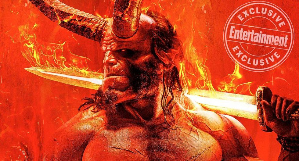 1. HELLBOY: RISE OF THE BLOOD QUEEN. Fecha de estreno en USA: 12 de enero | Perú: 24 de enero | Colombia: 24 de enero (Foto: Universal Pictures)