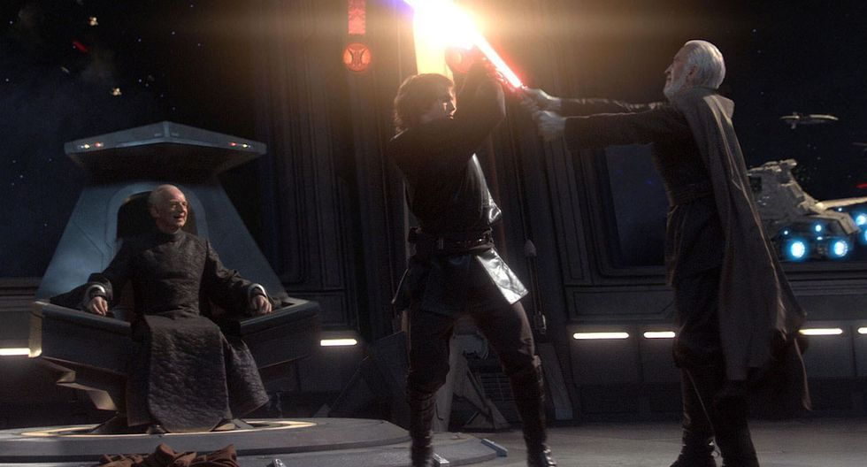 "PUESTO 7: ""Episode III: The Revenge of the Sith"" (2006). Foto: Lucasfilm."