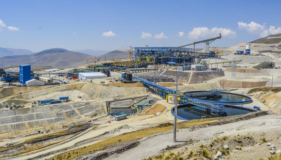 La minera seguirá operando con el personal mínimo indispensable. (Foto: GEC)