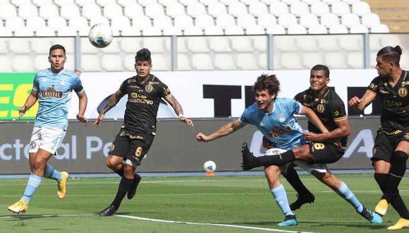 Sporting Cristal y la 'U' no participan juntos en la fase de grupos de Libertadores desde 2006. (Foto: Twitter / @LigaFutProf)