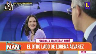 Lo que no sabías de la periodista Lorena Álvarez