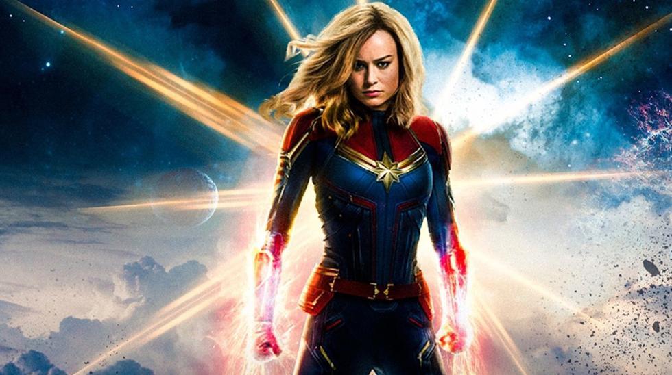 """""""Captain Marvel"""" será estrenada el 8 de marzo del año 2019 en Estados Unidos. (Foto: Difusión)"""