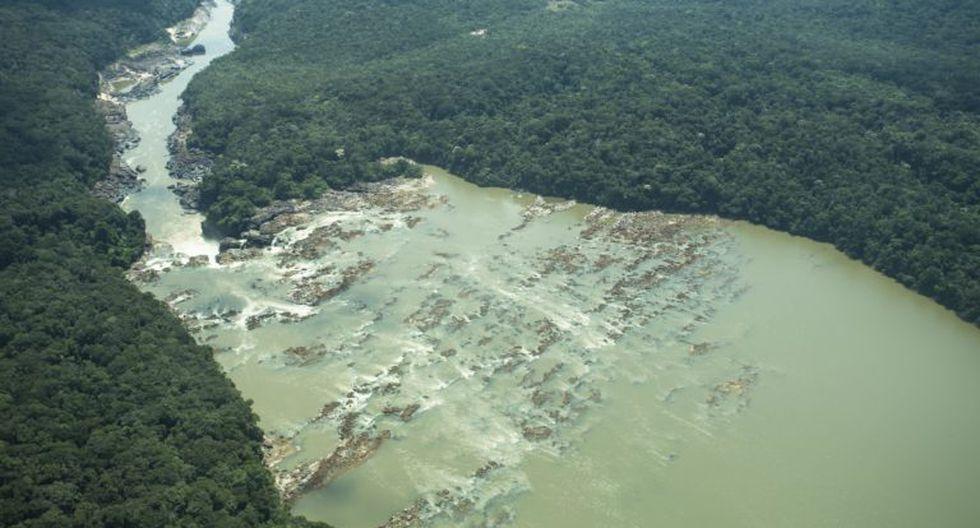Amazonía oriental colombiana. Foto: Juan Gabriel Soler, Fundación Gaia Amazonas.