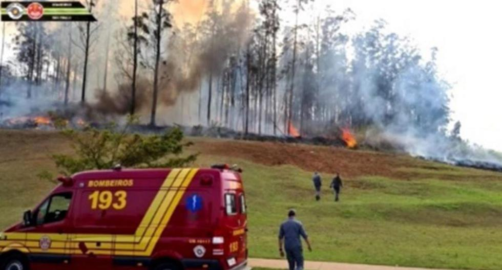 Brazil: Plane crashes and leaves seven dead, including a family