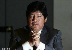 Poder Judicial ordena detención domiciliaria para Edwin Oviedo