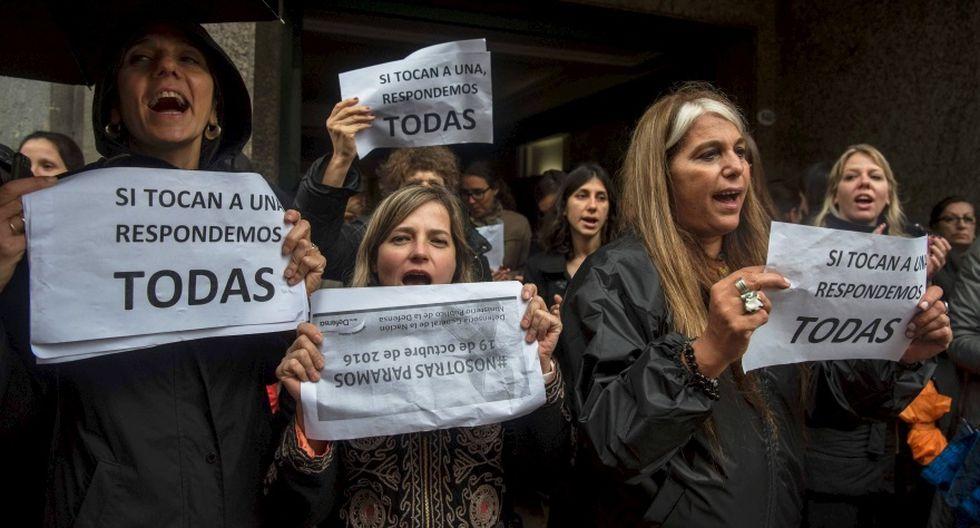 #NiUnaMenos: Mujeres en el mundo se unen al clamor de Argentina - 12