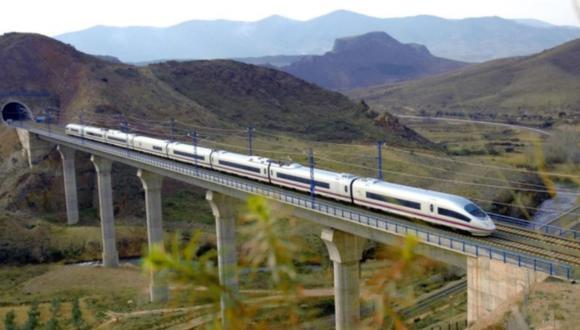 El tren bioceánico unirá a tres países de Latinoamérica, Brasil, Bolivia y Perú. (Foto: Andina)