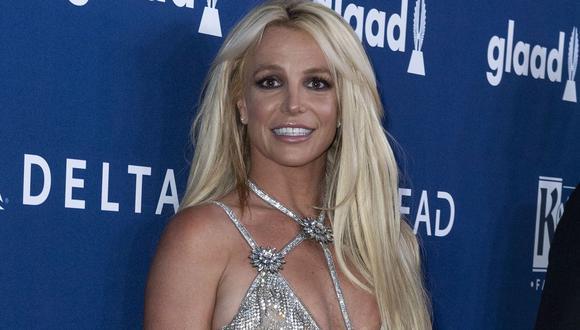 Britney Spears se opone en los tribunales a que su padre sea su único tutor. (Foto: AFP/Valerie Macon)