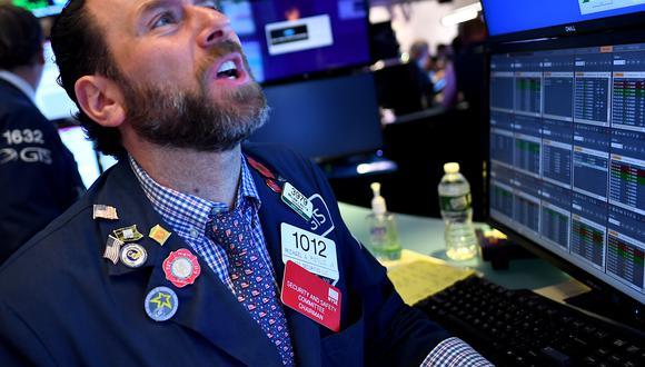La NYSE cerró en azul el jueves. (Foto: AFP)