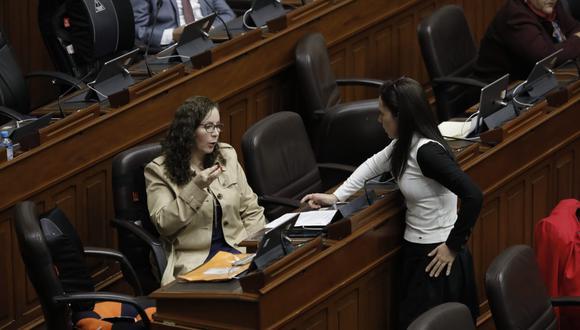 En el incidente también estuvo involucrada Marisa Glave. (Foto: Anthony Niño De Guzmán / GEC)