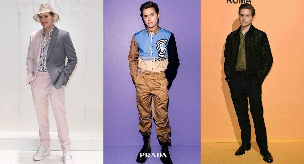 Dylan Sprouse se ha posicionado como el hombre con estilo más cool de la industria en lo que va del 2020, luego de sus sofisticadas apariciones en los desfiles de la Semana de la Moda Masculina en Milán. (Fotos: IG)