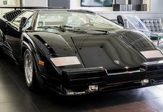 Este Lamborghini Countach se quedó por 30 años a la espera de un comprador [FOTOS]