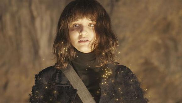Lisa Vicari, de 23 años, interpretó a Martha en la serie de Netflix (Foto: Netflix)