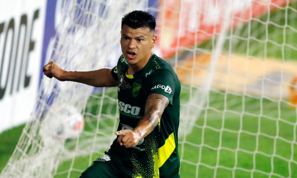 Defensa y Justicia goleó a Universitario de Deportes y es líder del Grupo A de Copa Libertadores 2021   Foto: @ClubDefensayJus