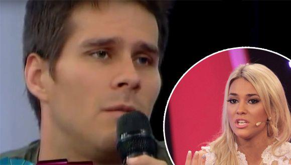 Miguel Arce negó haber agredido físicamente a Julieta Rodríguez