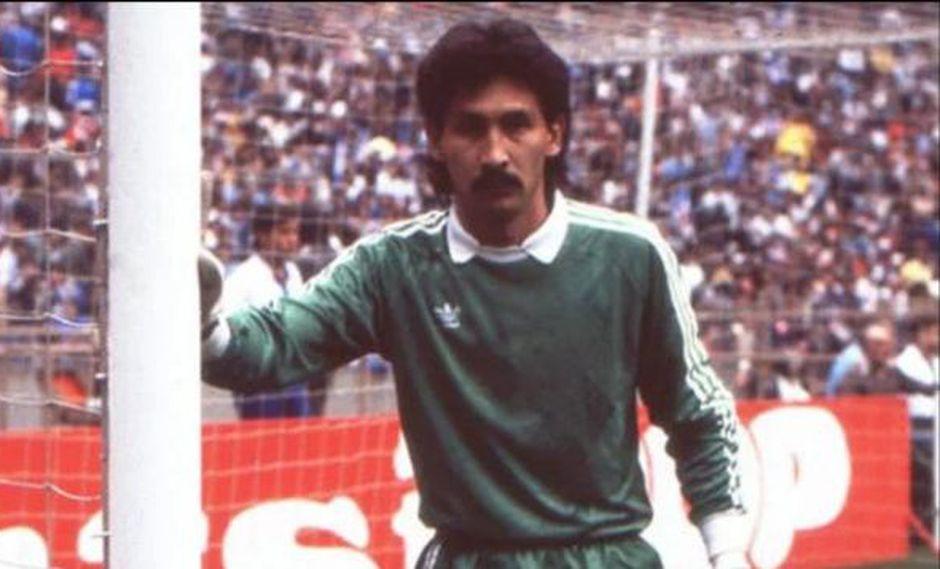 Pablo Larios, ex portero de la selección de México. (Foto: El Universal)