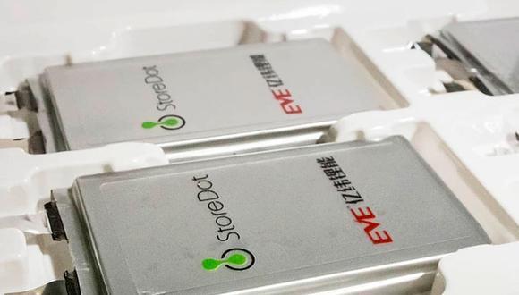 Además de ofrecer una carga ultrarrápida, las baterías de StoreDot aprovechan la actual tecnología de los modelos de iones de litio y no requiere de nuevas líneas de producción. (Difusión)