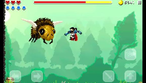 Sword of Xolan, un juego al más puro estilo de la vieja escuela
