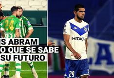 El plan del Real Betis para llevarse a Luis Abram en el próximo mercado de fichajes