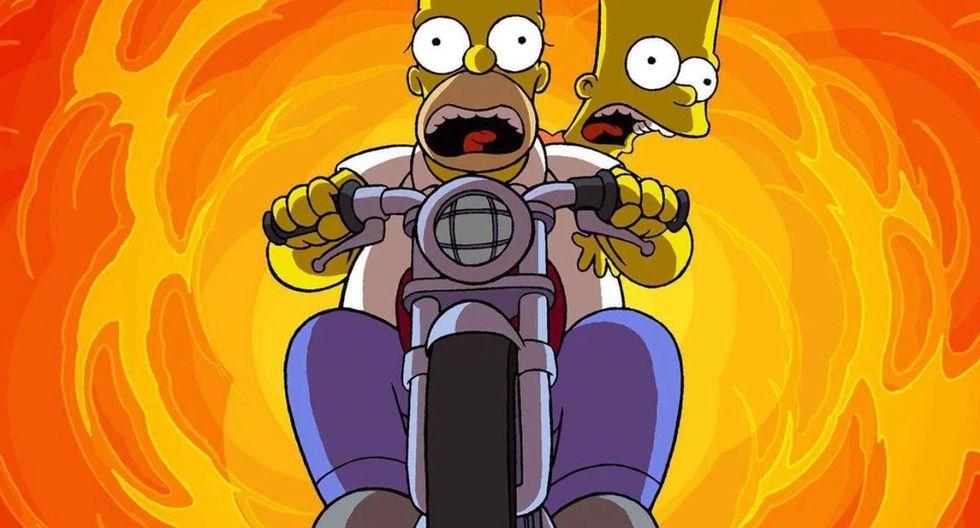 Homero y Bart Simpson son unos de los personajes animados más reconocidos alrededor del mundo. (Fuente: Fox)