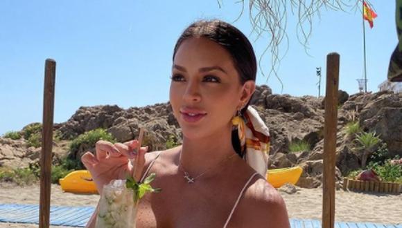 Modelo Sheyla Rojas actualmente se desempeña como influencer (Foto: Sheyla Rojas / Instagram)