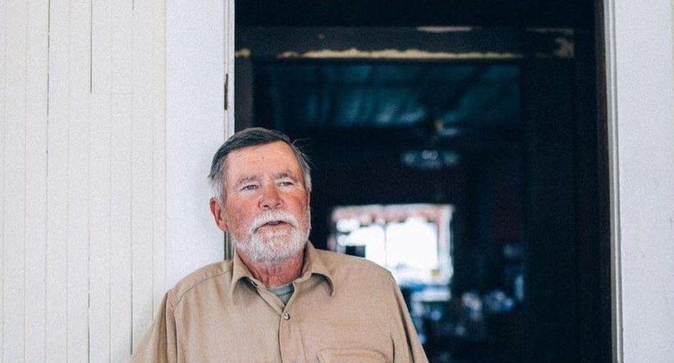 A sus 70 años, Desmarais trabaja incansablemente para encontrar con la plata que busca.